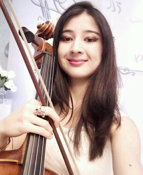 Хидоятова-Фарангиз
